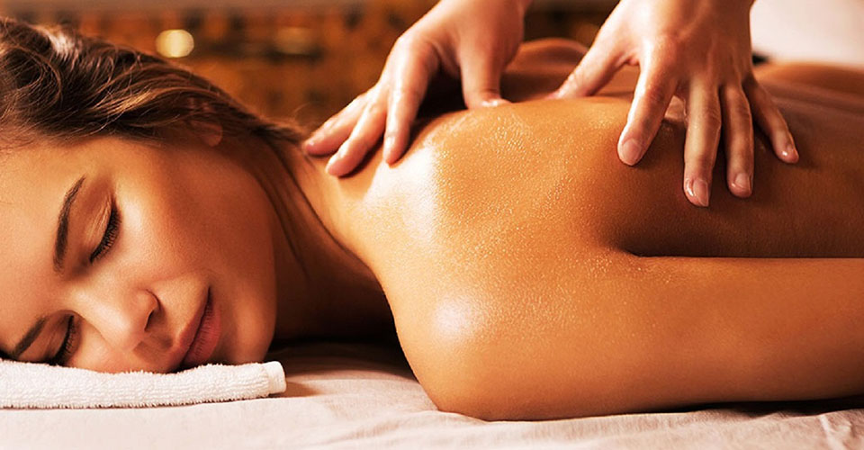 Asian Deep Tissue Massage at Lotus Blossom Day Spa