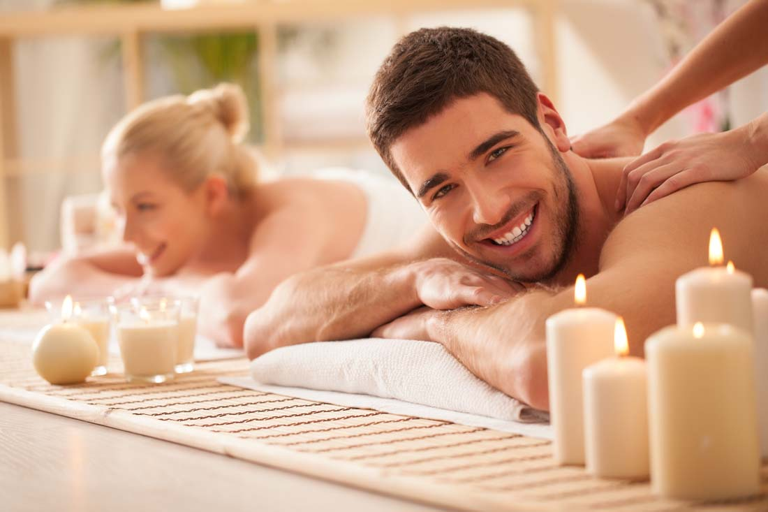 Couples massage available at Lotus Blossom Day Spa 918-899-6554