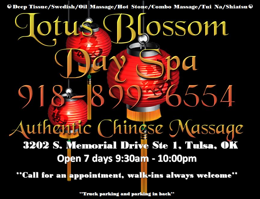 Lotus Blossom Day Spa gift cards available